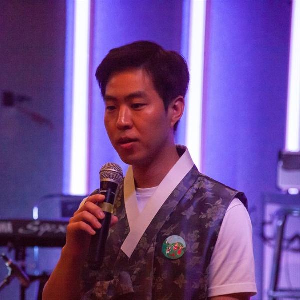 복합문화공간 에무 김상민 대표