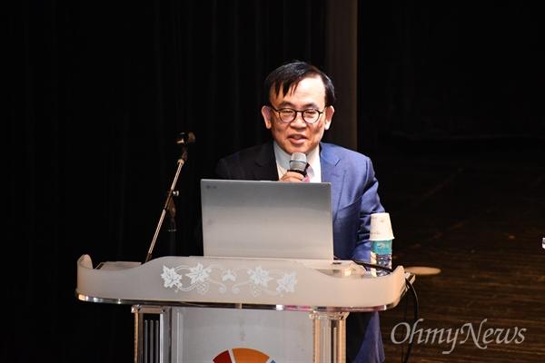 박석순 이화여대 교수
