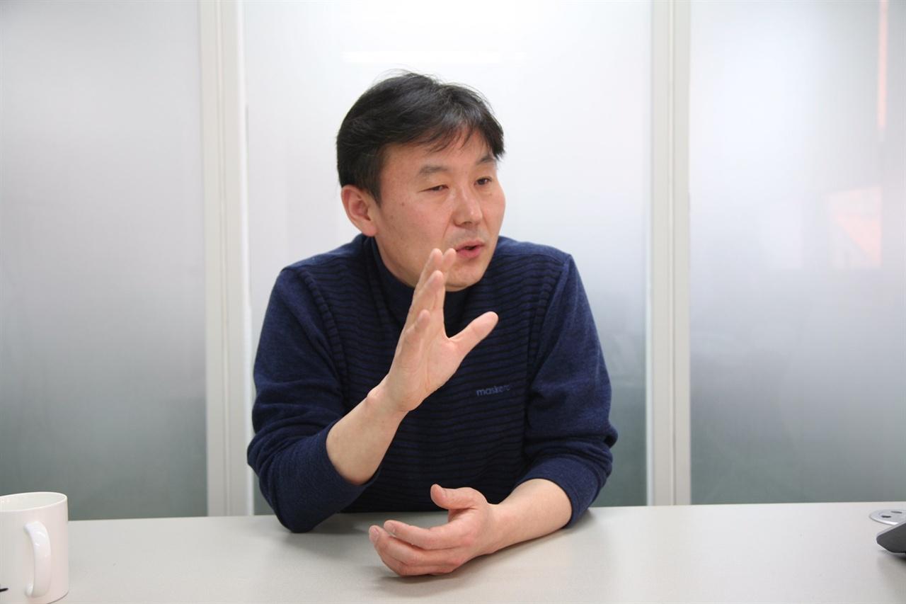 최문호 KBS 탐사보도부장