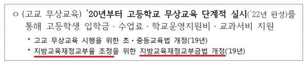 국정과제 <문재인정부 국정운영 5개년 계획> 82쪽