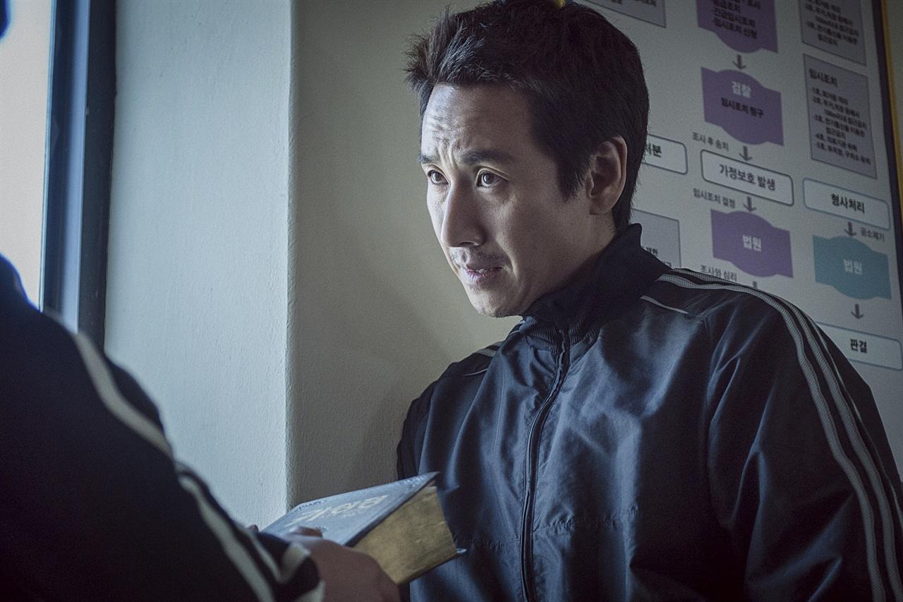영화 <악질경찰> 스틸컷
