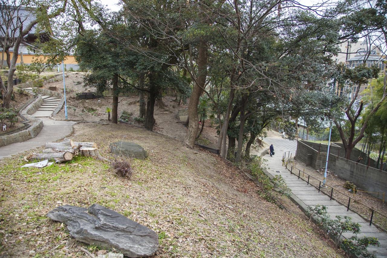 이쿠타마 공원 전경