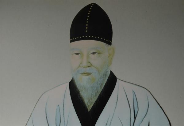 왕인박사의 초상. 시경 등 다섯 경서에 능통해 오경박사에 등용된 왕인은 응신천황의 초청으로 일본에 건너가 백제문화의 진수를 알렸다.