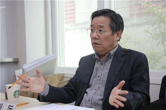 ▲ 김헌동 경실련 부동산건설개혁운동본부장
