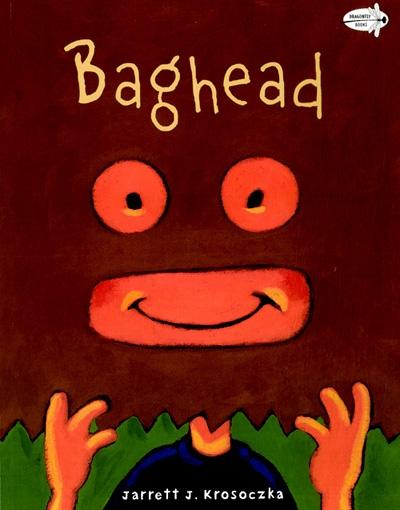 < Baghead > 겉표지.