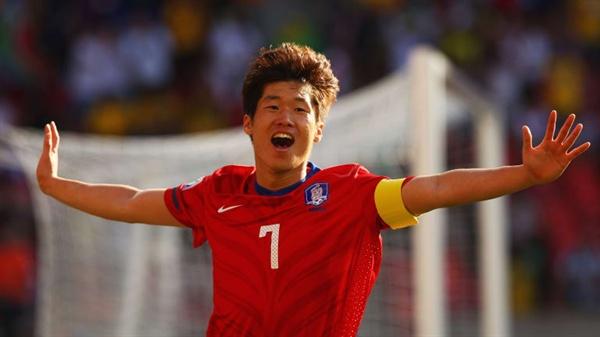 대한민국 최초의 프리미어리거이자, 대표팀의 영원한 캡틴 박지성