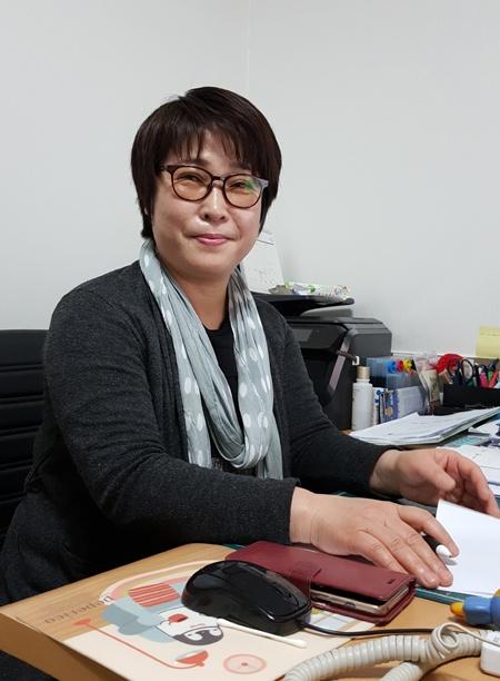 서춘순 전국장애인부모연대 광양시지회장