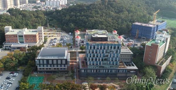 대구 수성대학교 전경.