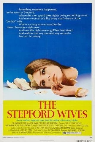 영화 <스텝포드 와이프>(1975) 포스터