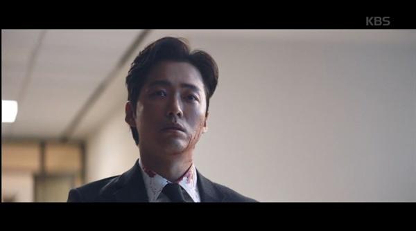 KBS 2TV <닥터 프리즈너>의 한 장면