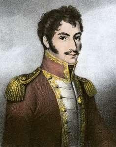 크리올 출신이자 남미의 독립 영웅 시몬 볼리바르