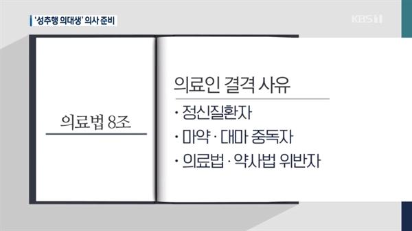 한국보건의료인국가시험원에 따르면 의사국시 합격률은 지난 5년 평균 약 94%다. 이런 점을 감안하면 고려대 성추행 사건 가해자가 내년에 의사 면허를 취득하게 될 가능성이 높은 상태다.