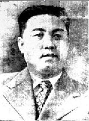 한국전쟁 당시의 김일성.