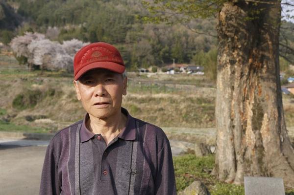최중식 보성 쇠실마을 이장. 10여 년 전 귀촌한 최 이장은 마을사람들 사이에서 '기가 막히게 일 잘하고, 마을도 잘 이끈다'고 칭찬이 자자하다.