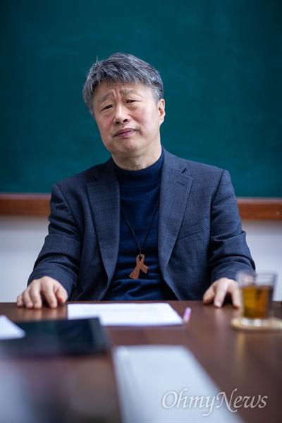 권영빈 전 세월호 선체조사위원회 소위원장