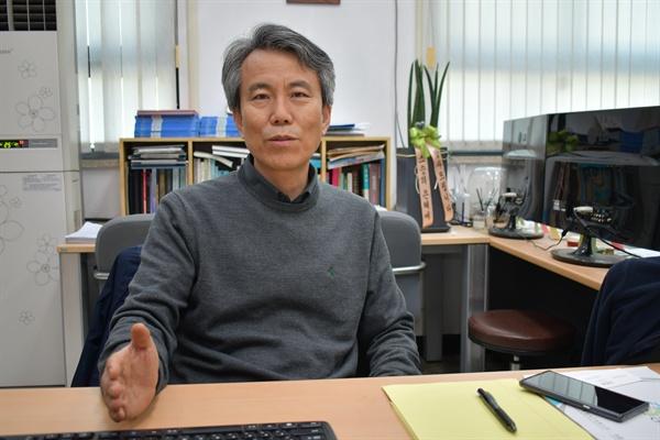순천향대학교 방인철 교수.