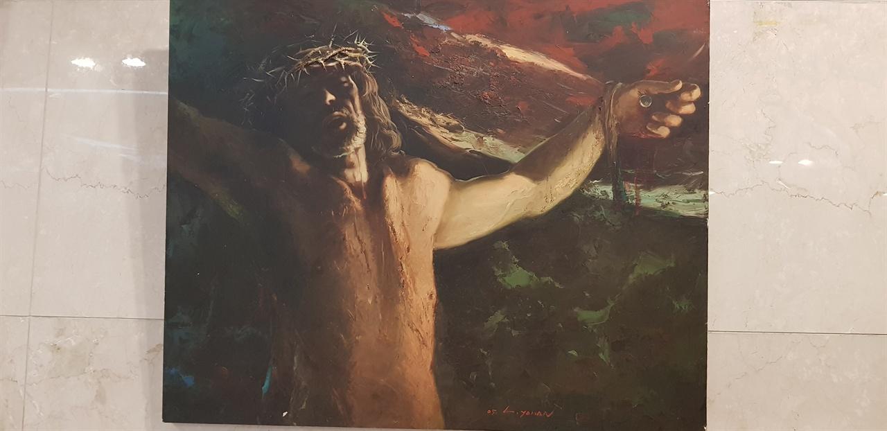 수영로교회 부활절 사진 전시회, 이요한작