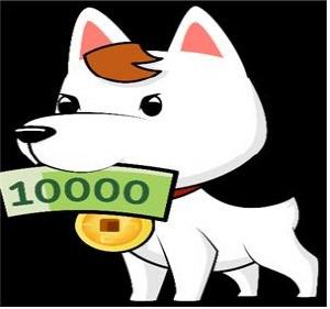 울산시 남구가 과거 고래잡이(포경) 전진기지였던 장생포 지역의 역사를 담았다며 만원짜리 지폐를 물고 있는 강아지 형상을?개발해 특허청에 출원 신청했다.