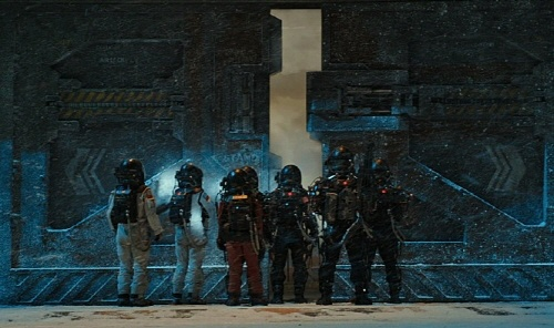 <유랑지구> 영화의 한 장면