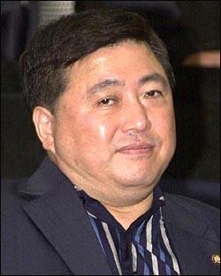 김대중 전 대통령의 장남 김홍일 전 민주당 의원