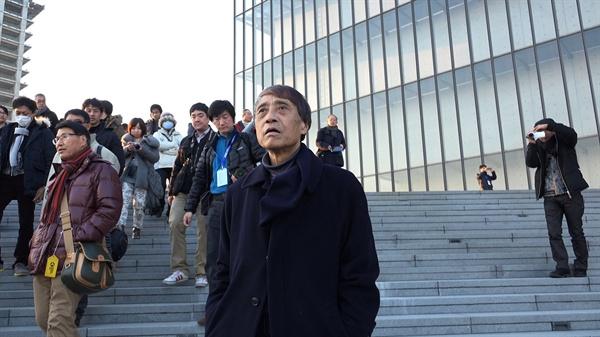 안도 타다오 세계적인 건축가 안도 타다오를 조명한 다큐멘터리 영화 <안도 타다오>가 오는 25일 개봉한다.