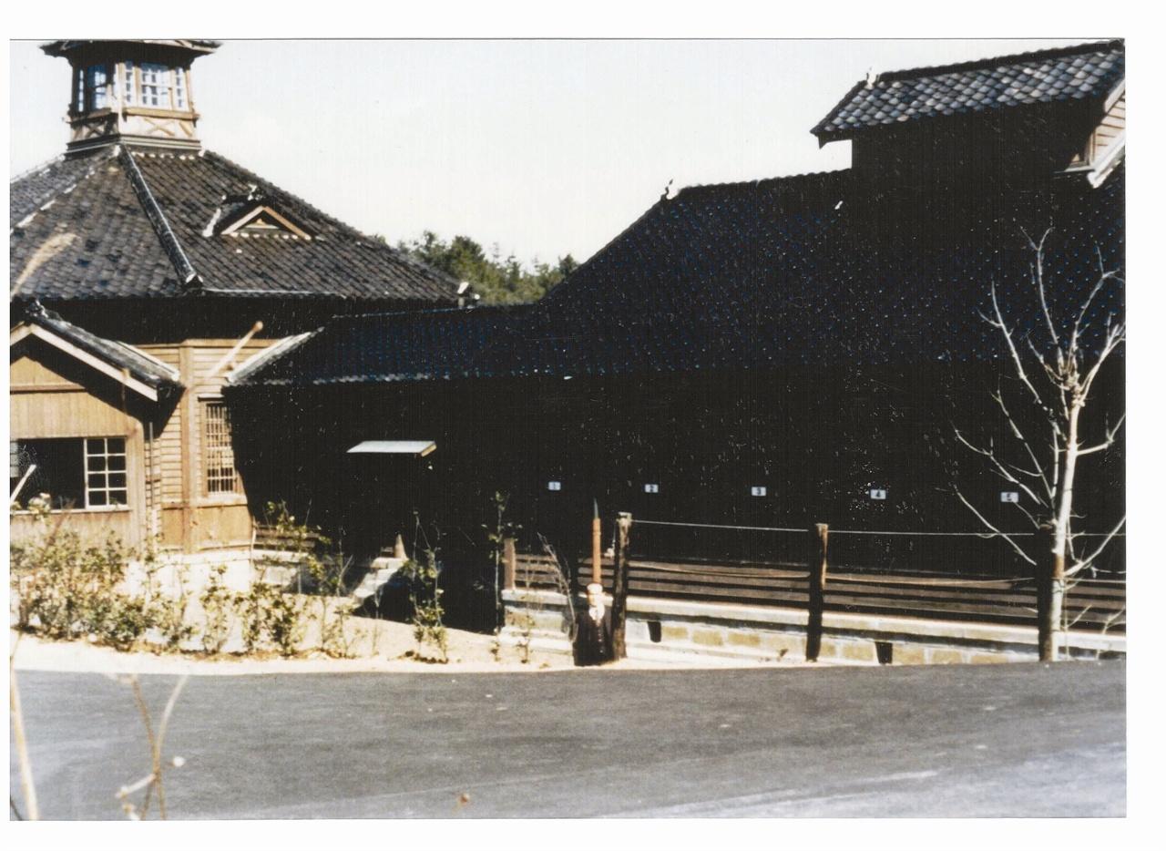 (구)가나자와 육군 위수구금소 사진 .