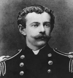 조지 클레이턴 포크 George Clayton Foulk(1856-1893)