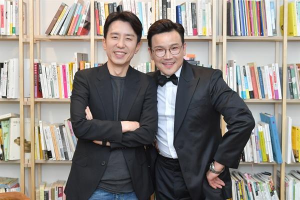 유희열의 스케치북 KBS 2TV 음악 프로그램 <유희열의 스케치북>이 10주년을 맞이하여 23일 오후 서울 여의도 KBS에서 기자간담회를 열었다.