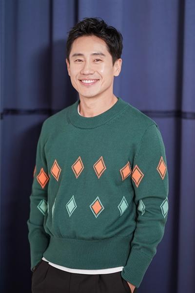 영화 <나의 특별한 형제>에서 세하 역을 맡은 배우 신하균.