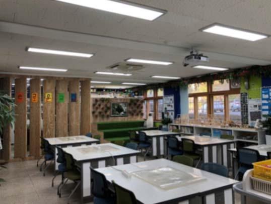 꿈꾸는 환경학교 조성사례(서울 숭문중)