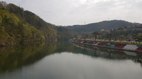 대전 뿌리공원 전경