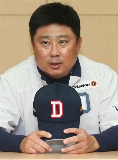 김태형 두산 베어스 감독