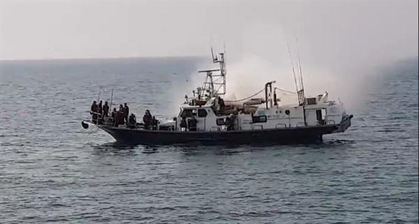 격렬비열도 인근 해상에서 화재가 발생한 낚시어선 모두 19명을 태우고 30일 새벽 출항했던 9.77톤급 어선에 화재가 발생했지만 발빠른 대응으로 전원 구조됐다.