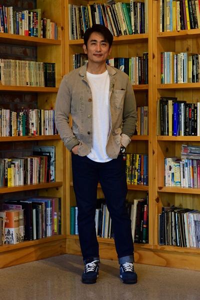 제 20회 전주국제영화제에 초청된 다큐멘터리 <옹알스>를 연출한 배우 차인표, 전혜림 감독.