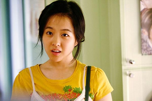 <과속스캔들>은 평범한 청소년배우였던 박보영을 최고의 20대 배우로 성장시켰다.