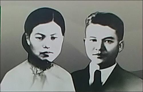 박차정, 김원봉  박차정, 김원봉 부부 독립운동가