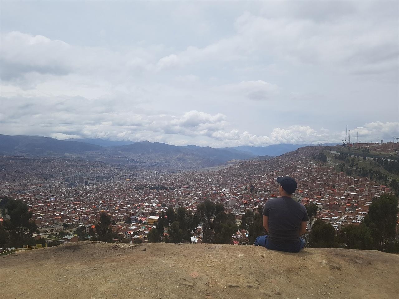 볼리비아 라파즈 여행