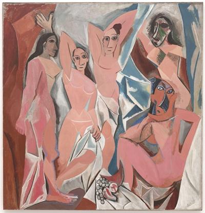 아비뇽의 여인들(1907)