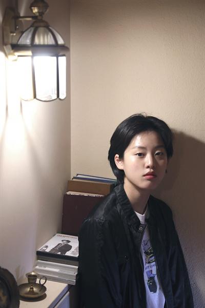 제20회 전주영화제 초청작인 영화 <파고>의 주연을 맡은 배우 이연.