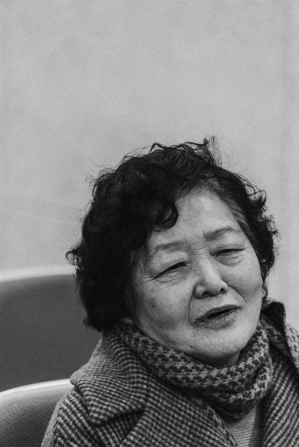 민주인권기념관에서 이야기하는 김순자