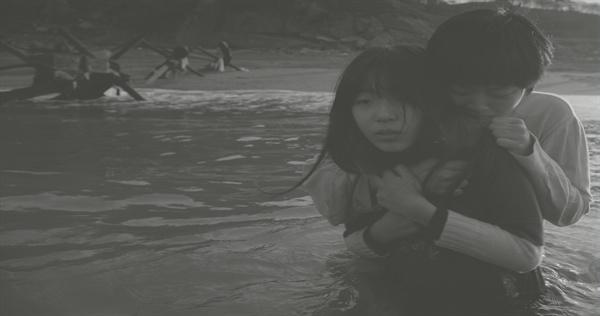 영화 <파고>의 한 장면.