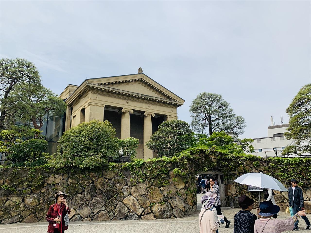 오하라 미술관의 모습