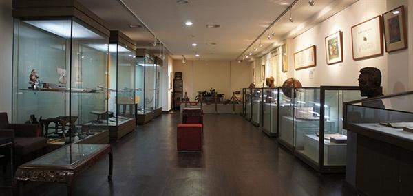 삼성출판박물관 제1전시실
