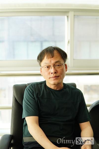 전주국제영화제 김영진 수석프로그래머.