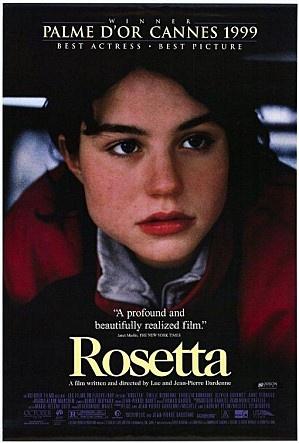 영화 <로제타> 포스터