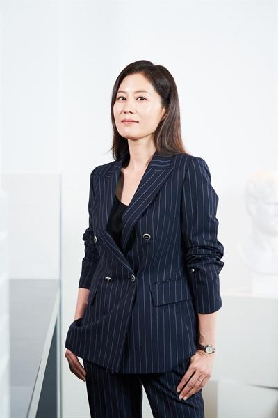 영화 <배심원들>에서 판사 김준겸 역을 맡은 배우 문소리의 인터뷰가 7일 오후 서울 삼청동의 한 카페에서 진행됐다.
