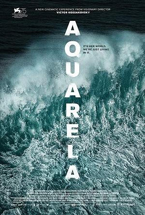 16회 서울환경영화제 개막작으로 선정된 영화 '아쿠아렐라'는 압도하는 물을 통해 자연과 인간의 관계를 성찰한다.