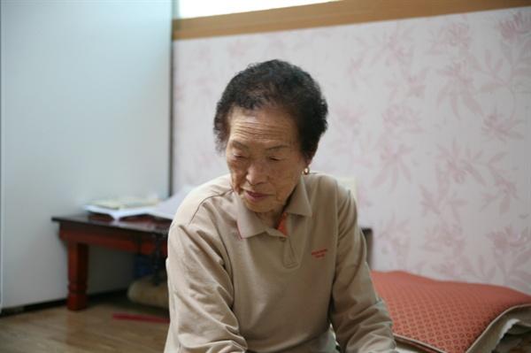 김정수 할머니