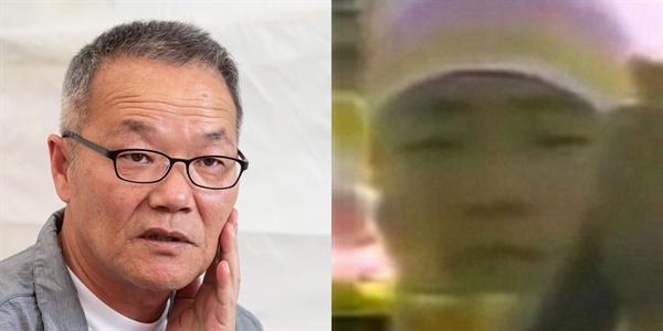 5.18민주화운동 당시 시민군으로 활동한 양기남씨.