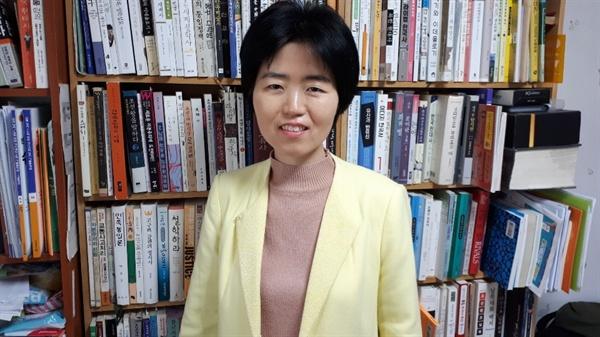 이유나 한신대 평화교양대학 초빙교수